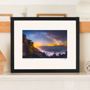 'Discover Our Universe' Milky Way Print - photography & portraits