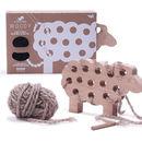Woody Knitting Game