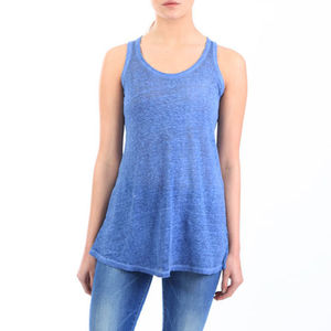 Lena Vest Mottle Dye - women's fashion