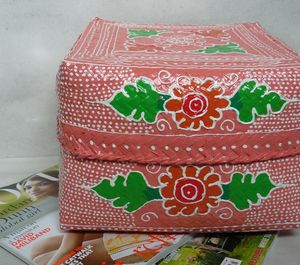 Pink Bali Storage Box - view all sale items
