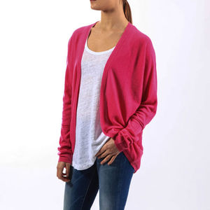 Arabella Cashmere Cardigan - layer up