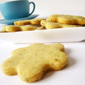 Handmade Tea Flavoured Biscuits