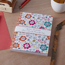 Personalised 'Beyond The Backyard' Notebook