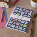 Personalised 'Love Letters' Notebook