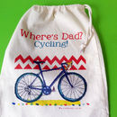 Personalised Cycling Storage Bag - 40x50 sack