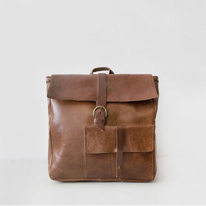 Sac A Dos Square Pocket - backpacks