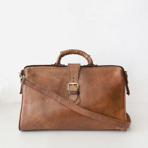 Doctor Bag - holdalls & weekend bags