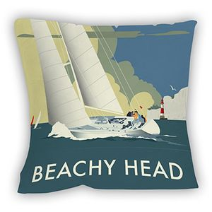 Beachy Head Cushion