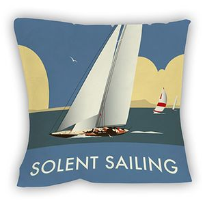 Solent Sailing Cushion - home sale