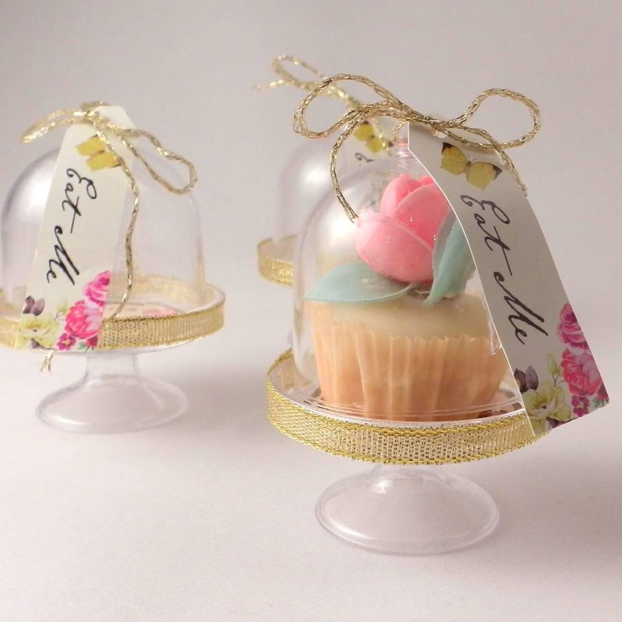 Mini Cupcake And Macaroon Cake Stands By Little Cupcake