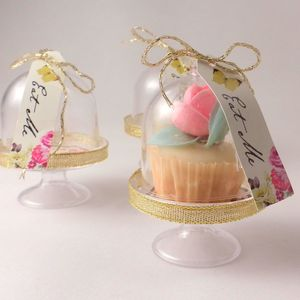 Mini Cupcake And Macaroon Cake Stands