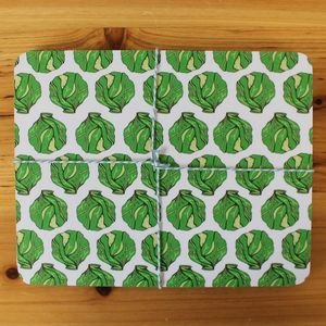 Christmas Sprout Placemat Set