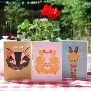 Animal Greeting Cards - blank cards