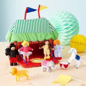 Circus Soft Play Toy - soft toys & dolls