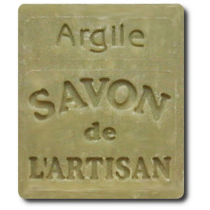 Green Clay French Soap - bath & body