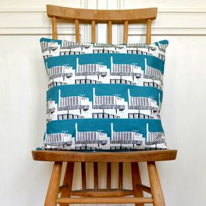 Handmade Printed Cushion Park Hill