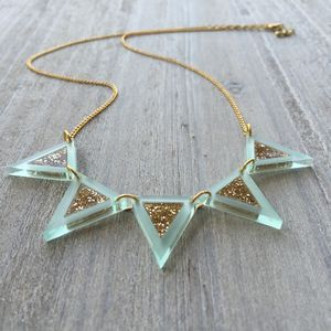 Springtime, Festival Bunting Necklace - necklaces & pendants