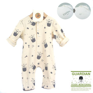 Baby Fever Monitoring Romper