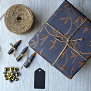 Christmas Doodle Wrapping Paper Set - cards & wrap