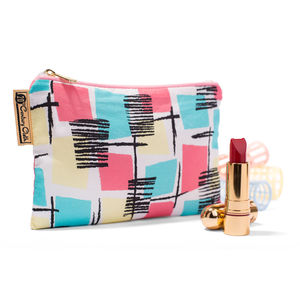 Coronado Retro 50s Style Makeup Bag