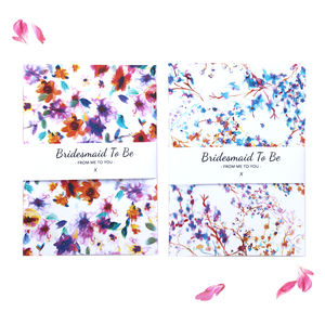 Bridesmaid A5 Notebook - stationery-lover