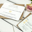 Mint Stripe Wedding Invitation Bundle