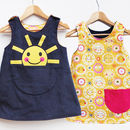 Girls Sunshine Dress