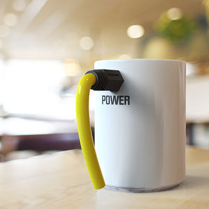 Wired Mug - gifts under £25 for him