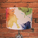 Splash Lampshade Medium