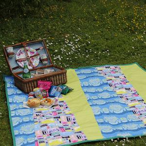 Waterproof Picnic Blanket Cassettes - outdoor living