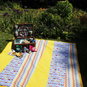 Waterproof Picnic Blanket Campervan - picnic rugs