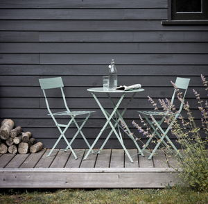 Flora Garden Table And Chair Set - summer garden