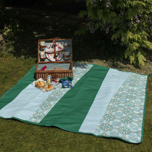 Waterproof Picnic Blanket Bike