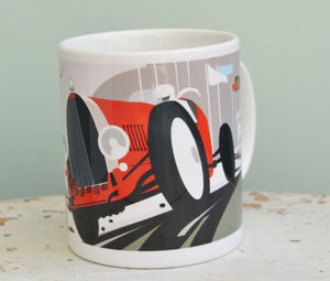 Goodwood Mug - mugs