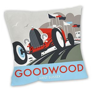 Goodwood Cushion - living room