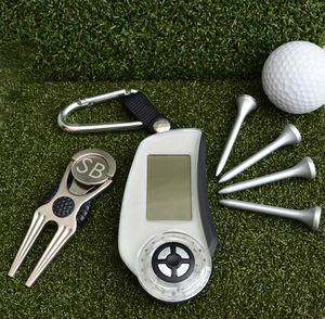Personalised Golf Scorer Set - gifts for him