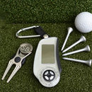 Personalised Golf Scorer Set