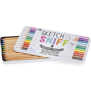 Sketch And Sniff Pencils - stationery