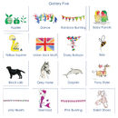 Personalised Children's Thank You Cards