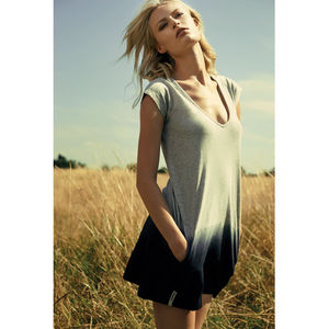 Cara Dip Dye Dress - dresses