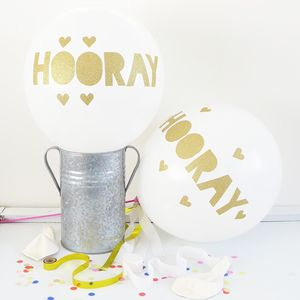 Eight Glitter Balloons Kit - view all sale items