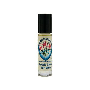 Erotic Spice For Men Pulse Point Aromatherapy Perfume