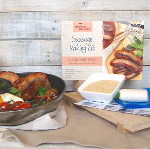 Make Your Own Lincolnshire Style Sausage Kit - make your own kits