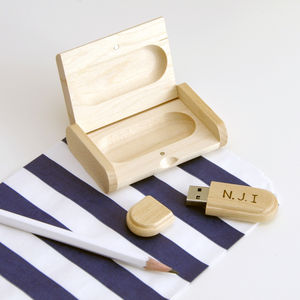 Personalised Usb Stick - gifts for him