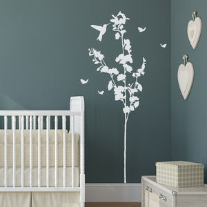 Blossom Tree Wall Sticker