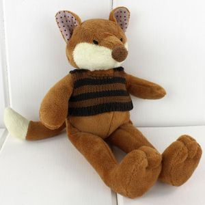 Cuddly Newborn Soft Toy Fox