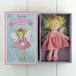Tooth Fairy Princess - soft toys & dolls