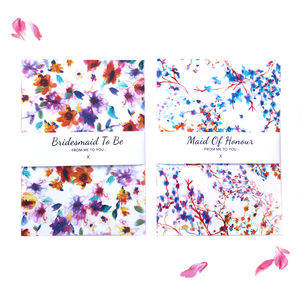 Bridesmaid A5 Notebook - albums & guest books
