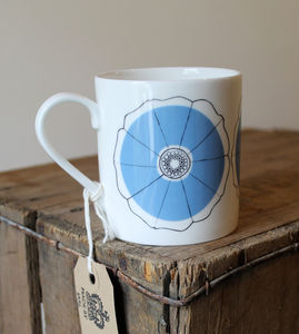 Bindweed Mug - tableware