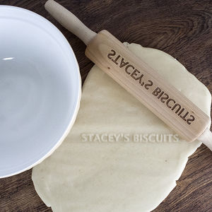 Personalised Rolling Pin - baking
